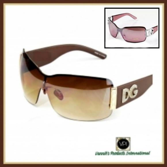 New style Shield DG EYEWEAR/'s  Women Man  Sunglasses 305